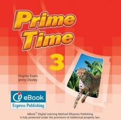 Prime Time 3 ieBook / Інтерактивний диск