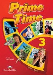 Prime Time 3 Teacher's Book / Підручник для вчителя