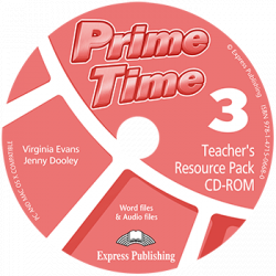 Prime Time 3 Teacher's Resource Pack & Test CD-ROM / Інтерактивний диск