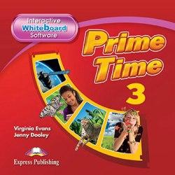 Prime Time 3 IWB / Ресурси для інтерактивної дошки