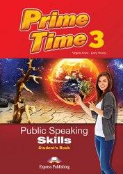 Prime Time 3 Public Speaking Skills Student's Book / Посібник з лексичної практики