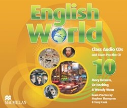 English World 10 Class Audio CDs / Аудіо диск