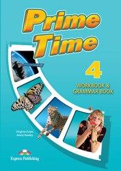 Prime Time 4 Workbook and Grammar Book / Робочий зошит