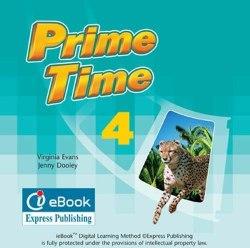 Prime Time 4 ieBook / Інтерактивний диск