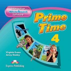 Prime Time 4 IWB / Ресурси для інтерактивної дошки