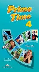 Prime Time 4 Class Audio CDs / Аудіо диск