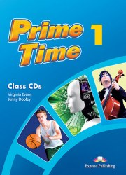 Prime Time 1 Class Audio CDs / Аудіо диск