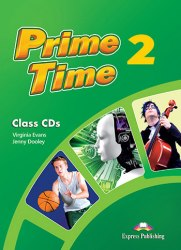 Prime Time 2 Class Audio CDs / Аудіо диск
