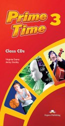 Prime Time 3 Class Audio CDs / Аудіо диск