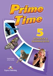 Prime Time 5 Workbook and Grammar Book / Робочий зошит