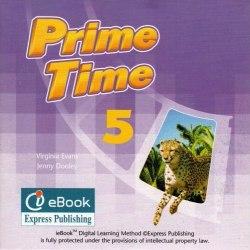 Prime Time 5 ieBook / Інтерактивний диск