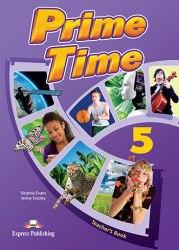 Prime Time 5 Teacher's Book / Підручник для вчителя