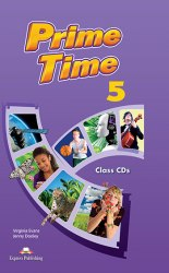 Prime Time 5 Class Audio CDs / Аудіо диск