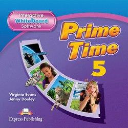 Prime Time 5 IWB / Ресурси для інтерактивної дошки