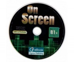 On Screen B1+ ieBook / Інтерактивний диск