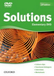 Solutions (2nd Edition) Elementary DVD / DVD диск