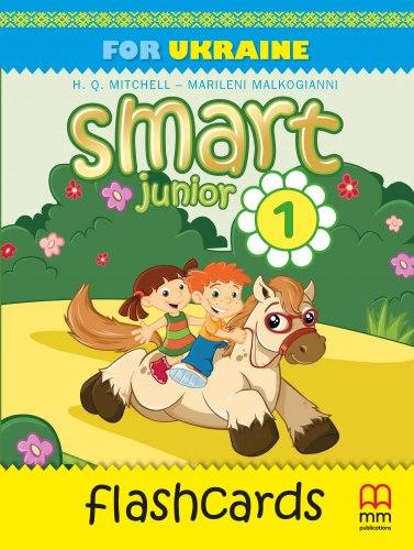 Smart Junior 1 Flashcards / Flash-картки