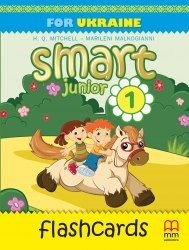 Smart Junior 1 Flashcards / Flash-картки