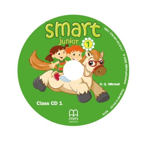 Smart Junior Ukraine НУШ 1 Class Audio CD / Аудіо диск