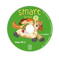 Smart Junior Ukraine НУШ 1 Class Audio CD / Аудіо диск