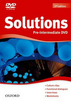 Solutions (2nd Edition) Pre-Intermediate DVD / DVD диск