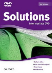 Solutions (2nd Edition) Intermediate DVD / DVD диск