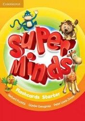 Super Minds Starter Flashcards / Flash-картки