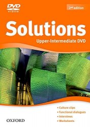 Solutions (2nd Edition) Upper-Intermediate DVD / DVD диск