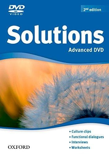Solutions (2nd Edition) Advanced DVD / DVD диск