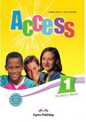 Access 1 Student's Book / Підручник для учня