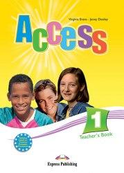 Access 1 Teacher's Book / Підручник для вчителя