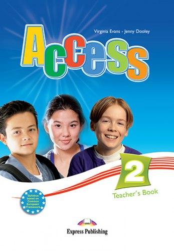 Access 2 Teacher's Book / Підручник для вчителя