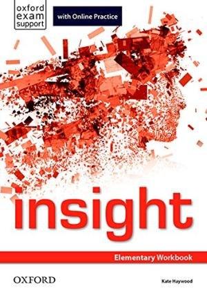 Insight Elementary Workbook with Online Practice / Робочий зошит