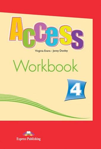 Access 4 Workbook / Робочий зошит