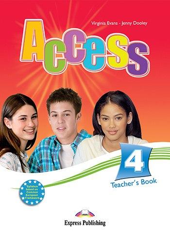 Access 4 Teacher's Book / Підручник для вчителя