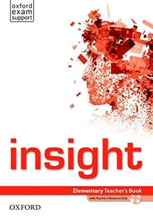 Insight Elementary Teacher's Book with Teacher's Resource Disk / Підручник для вчителя