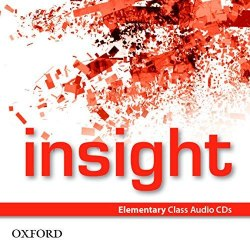 Insight Elementary Class Audio CDs / Аудіо диск