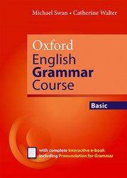 Oxford English Grammar Course Basic with Key (includes e-book) / Граматика