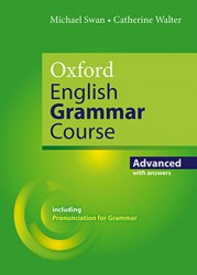 Oxford English Grammar Course Advanced with Key (includes e-book) / Граматика