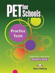 PET for Schools Practice Tests Student's Book / Підручник для учня