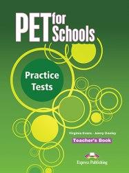 PET for Schools Practice Tests Teacher's Book / Підручник для вчителя