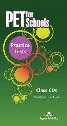 PET for Schools Practice Tests Class CD Mp3 / Аудіо диск
