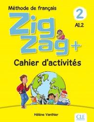 ZigZag+ 2 Cahier d'activités / Робочий зошит