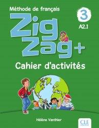 ZigZag+ 3 Cahier d'activités / Робочий зошит