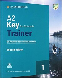 A2 Key for Schools Trainer 1 for the Revised Exam from 2020 / without Answers