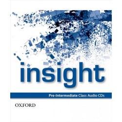 Insight Pre-Intermediate Class Audio CDs / Аудіо диск