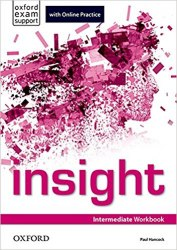 Insight Intermediate Workbook with Online Practice Oxford University Press