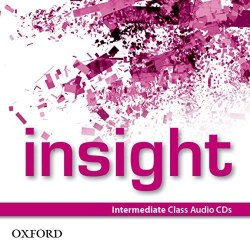 Insight Intermediate Class Audio CDs / Аудіо диск