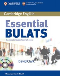 Cambridge English: Essential BULATS Student's Book with Audio CD and CD-ROM