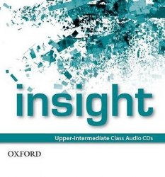 Insight Upper-Intermediate Class Audio CDs / Аудіо диск